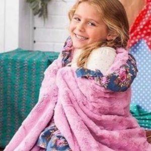 New in bag Matilda Jane wrap me up blanket!